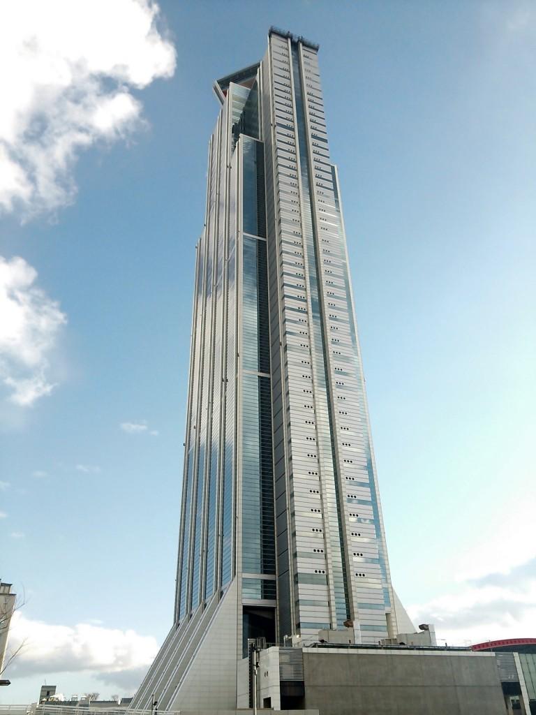 咲洲庁舎(旧WTC)